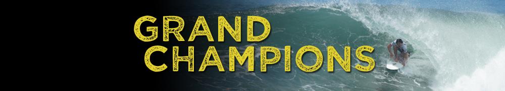 GRAND CHAMPIONS